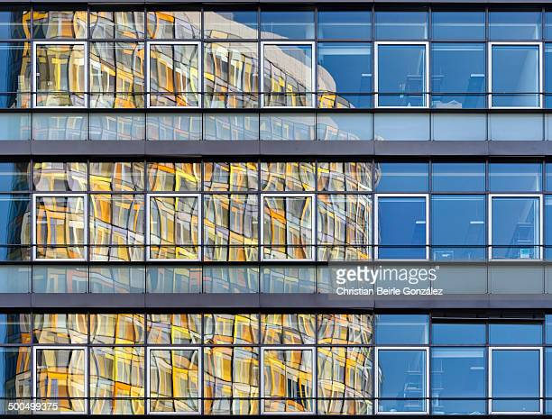 modern architecture - christian beirle stock pictures, royalty-free photos & images