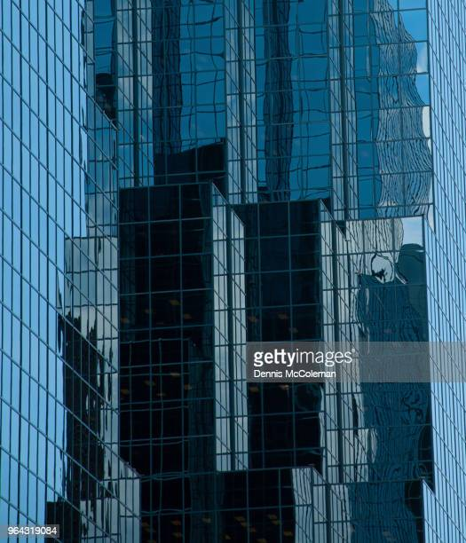 Modern Architecture with Reflection, Ottawa, Ontario, Canada