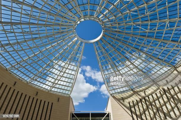 MART modern art museum rovereto italy