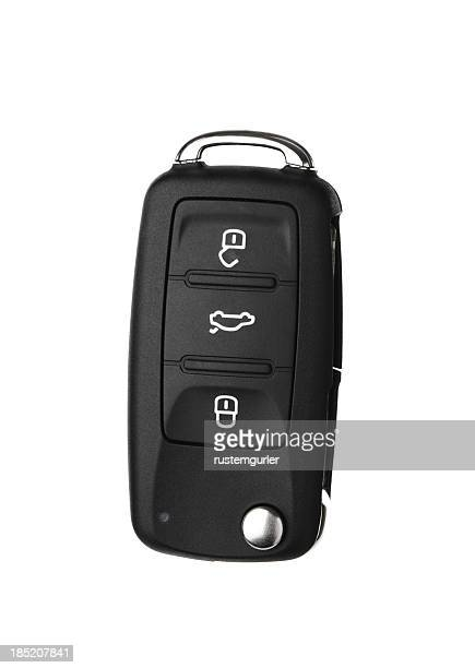 Modern automobile key