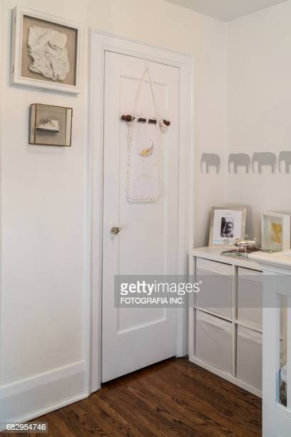 Modern Baby bedroom Interior