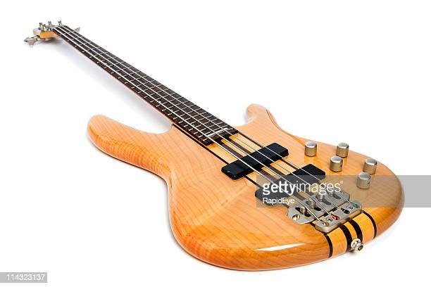 Moderne bass guitar