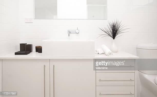 Modern Bathroom Bench