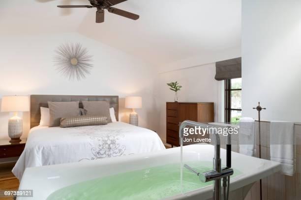 Modern Bedroom and Bathroom Suite