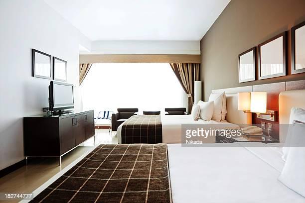 Moderna camera da letto