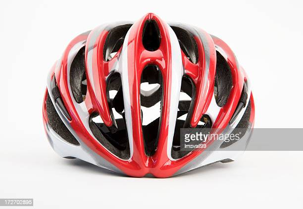 modern bike helmet - cycling helmet stock pictures, royalty-free photos & images