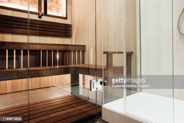 modern building at home - nikitina stock pictures, royalty-free photos & images