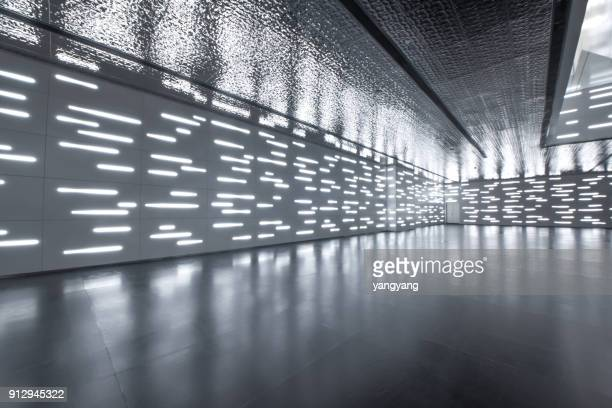 modern building indoors - fluorescent light stock pictures, royalty-free photos & images