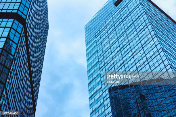 modern building - liyao xie stock pictures, royalty-free photos & images