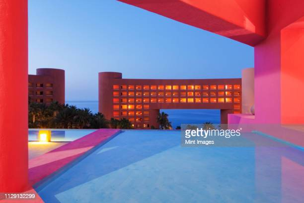modern buildings and architecture - latin america stock pictures, royalty-free photos & images