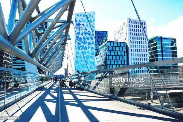 modern buildings in city - oslo stock pictures, royalty-free photos & images