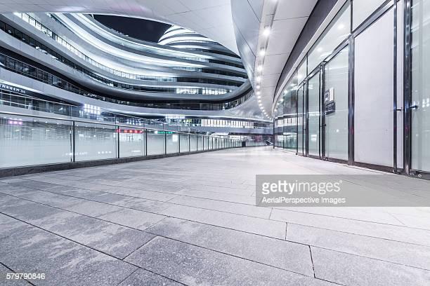 Modern Buildings Interior