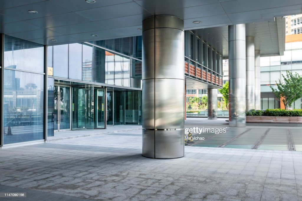 Modern Business Office Building Exterior High Res Stock Photo Getty Images