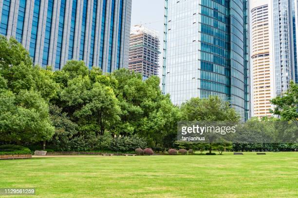 modern business park - business community stock pictures, royalty-free photos & images