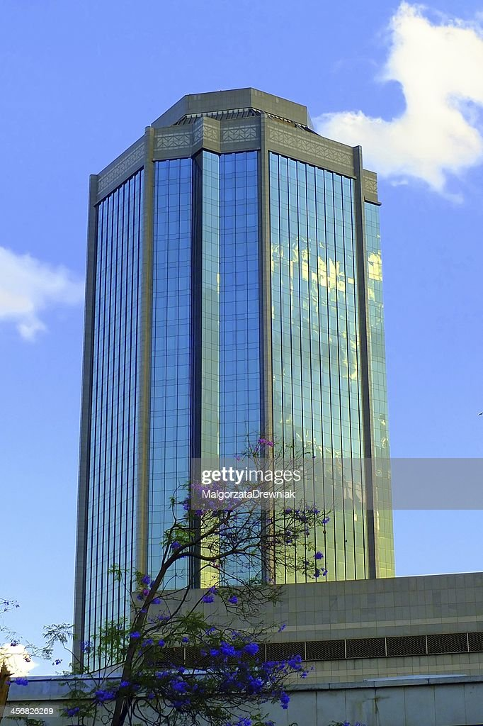 Modern Capital Of Harare Zimbabwe Stock Photo - Getty Images