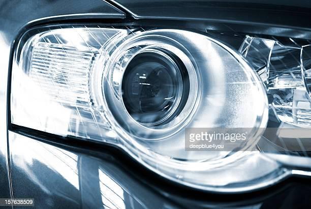Modern car xenon headlight