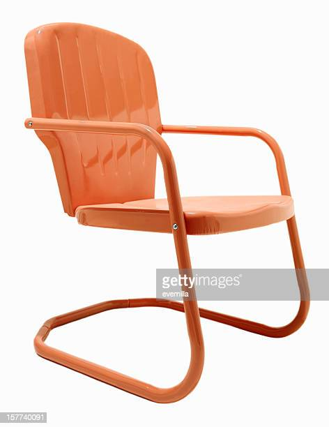modern chair - mid century modern stock pictures, royalty-free photos & images