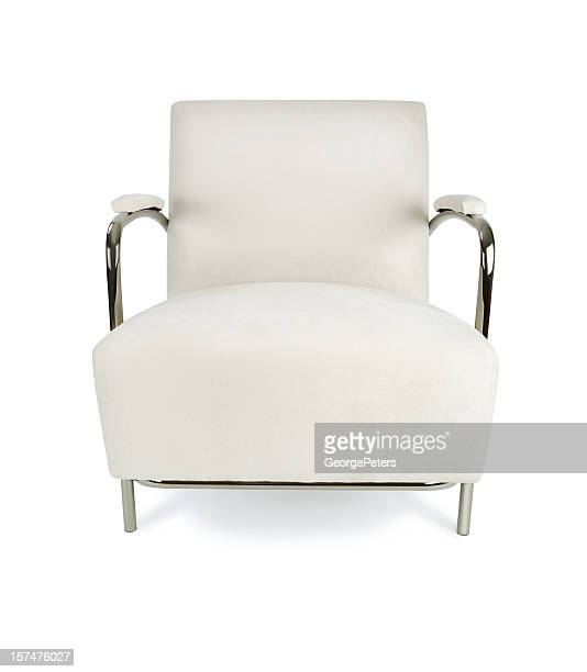 Modern Chair with Clipping Path