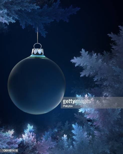 modern christmas composition - holiday background stock photos and pictures