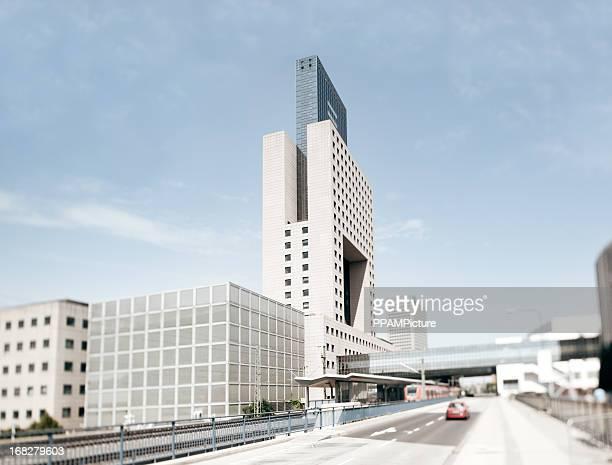 Modern City Station