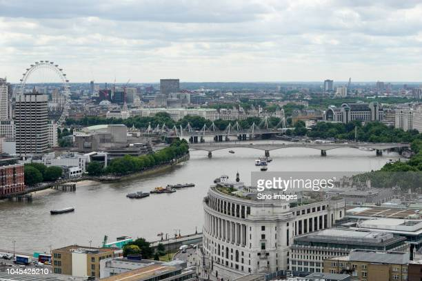 modern cityscape during daytime, england, uk - image stock pictures, royalty-free photos & images