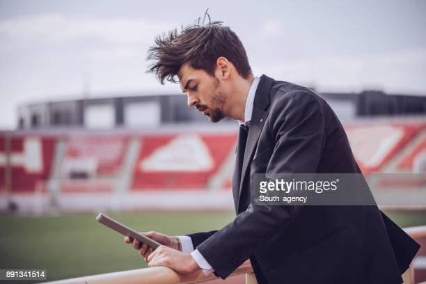 Modern coach