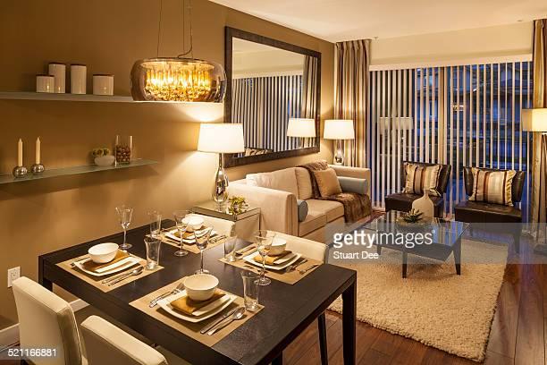 Modern condo apartment