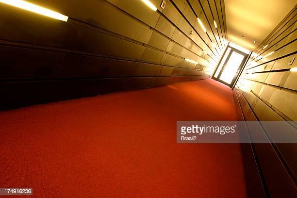 Moderne Korridor