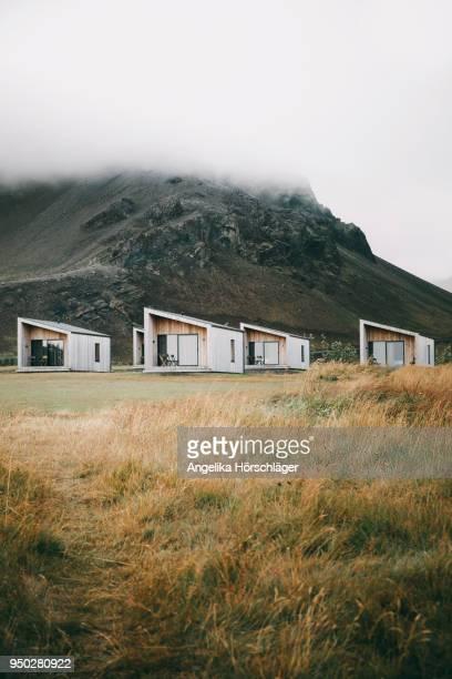 Modern cottages