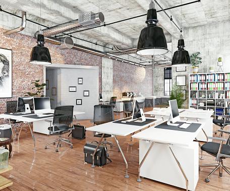 modern coworking office 959884800