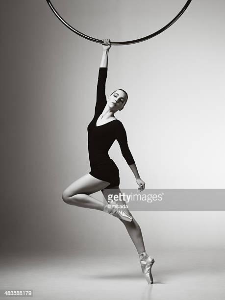 Bailarín de MODERNA