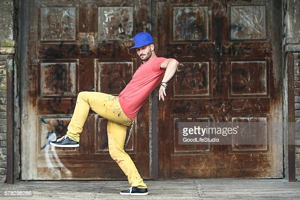modern dancer - breakdancing stock photos and pictures