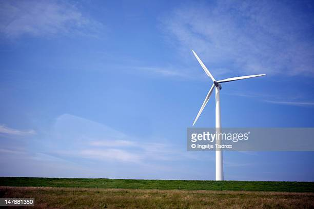 modern dutch windmill - american style windmill stock pictures, royalty-free photos & images