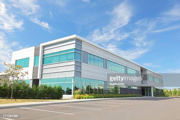 Modern Entreprise Building
