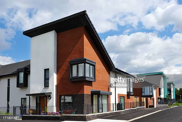 Modern Entry level Housing in Manchester