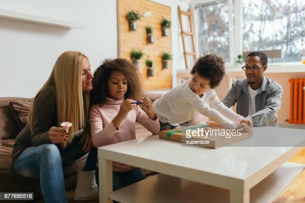 Moderne gezinnen