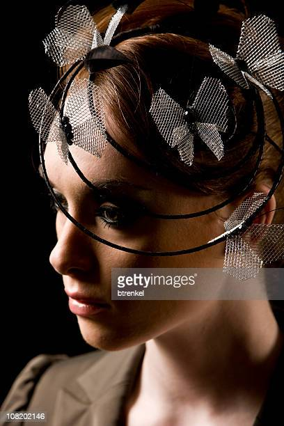 modern fashion - haute couture stock pictures, royalty-free photos & images