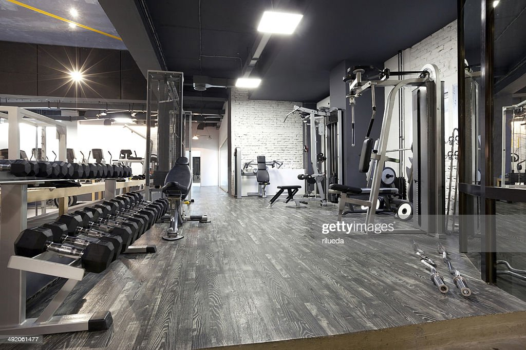 Fitnessraum modern  Free fitness club Images, Pictures, and Royalty-Free Stock Photos ...