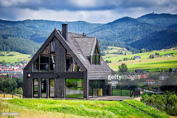 Modern holiday villa, Poland