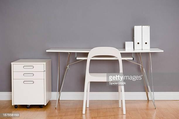 現代ホームオフィス - 引き出し ストックフォトと画像