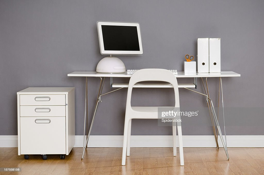 Modern Home Office : Stock Photo