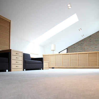A modern home - gettyimageskorea