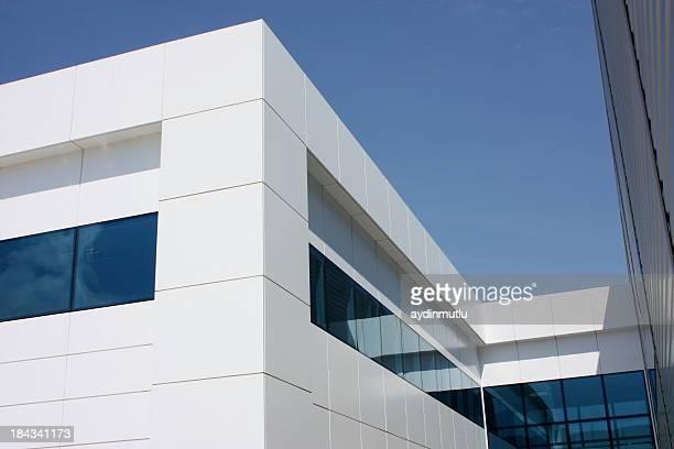 Modern indstrial building