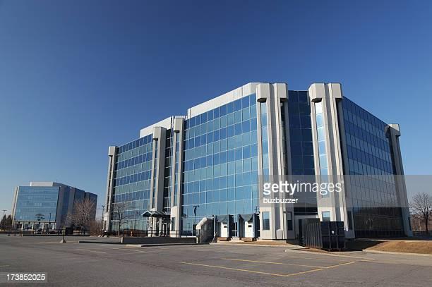 Moderne Industrial Company Gebäude