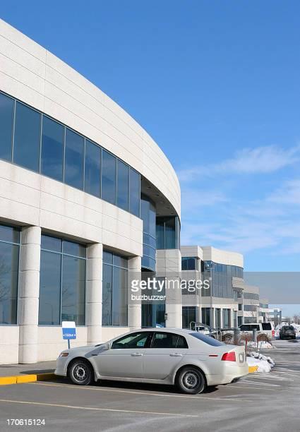 近代的な産業地区 - buzbuzzer ストックフォトと画像
