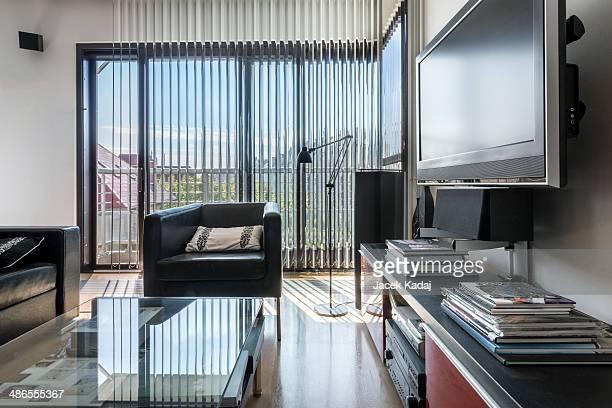 Modern interior apartment