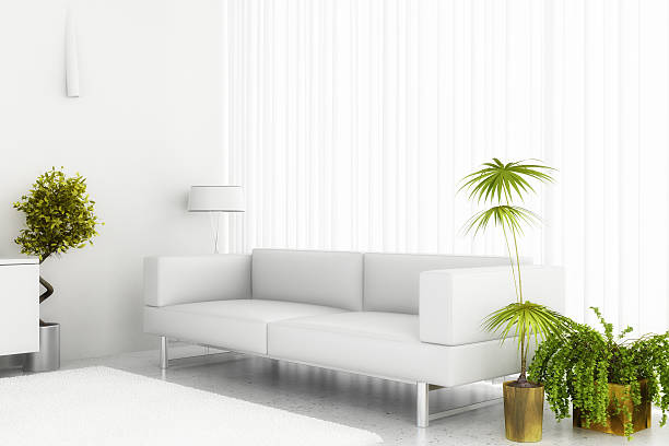 free sofa and curtain images