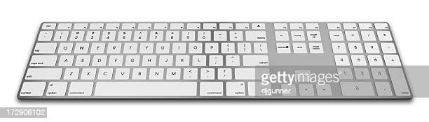 Modern teclado (7000 x 2000
