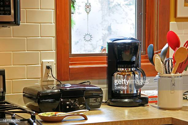 modern kitchen appliances - appliance stock pictures, royalty-free photos & images