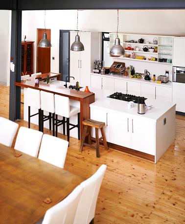 Modern kitchen for modern living - gettyimageskorea